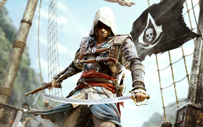 assassin's creed IV Black flag highly compressed