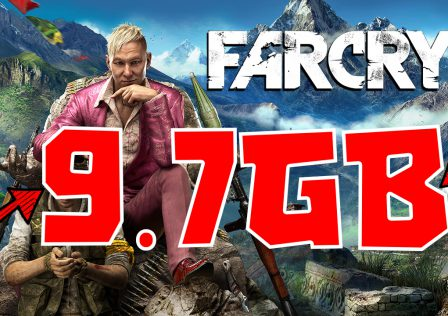 Far Cry 4 For Pc Highly Compressed[9.6GB]