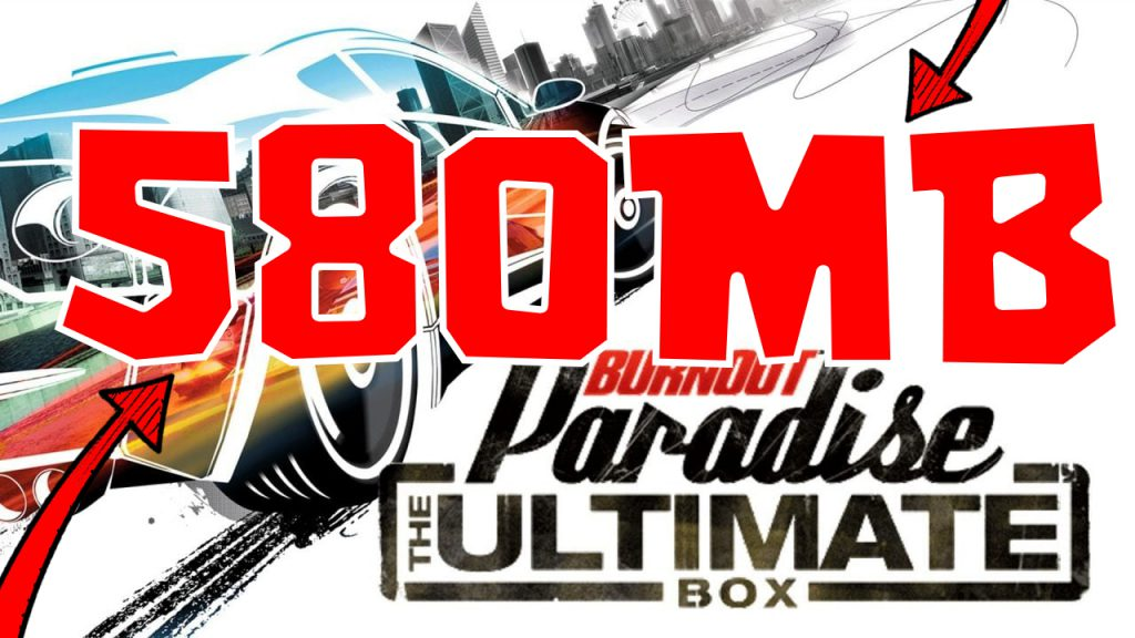 Burnout Paradise For Pc Highly Compressed