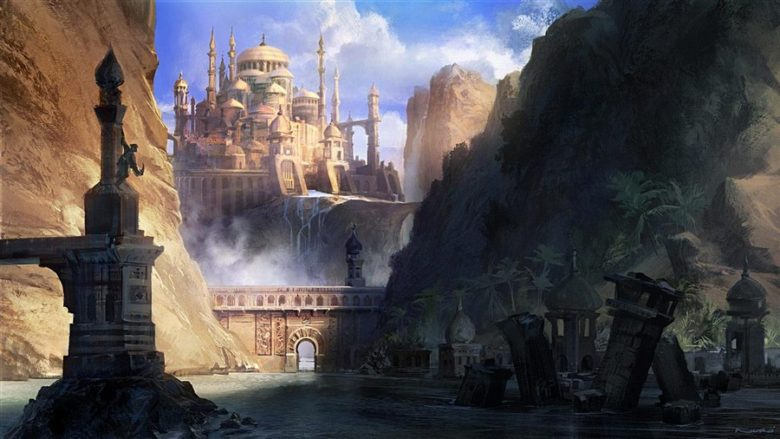 Prince of Persia: The Forgotten Sands For Pc Highly Compressed