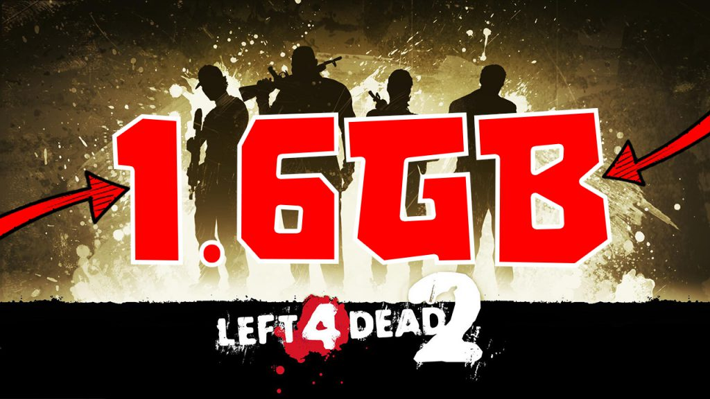 Left 4 Dead 2 For Pc Highly Compressed