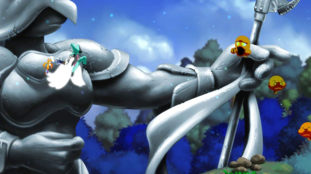 Dust: An Elysian Tail Highly Compressed