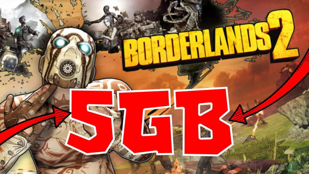 Borderland 2 For Pc Highly Compressed