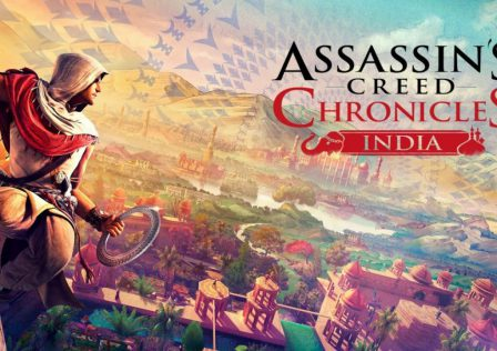 Assassin's Creed Chronicles India Highly Compressed
