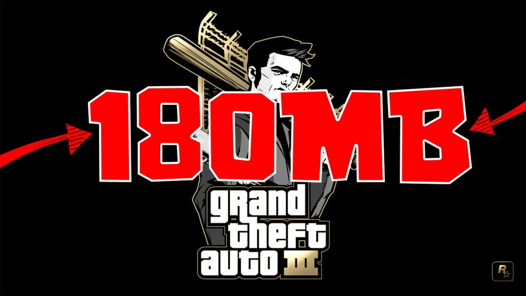 Grand Theft Auto III(GTA III) For Pc Highly Compressed